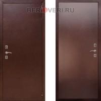Металлическая дверь REX Металл/Металл