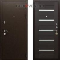Металлическая дверь АСД Маэстро 7X Венге