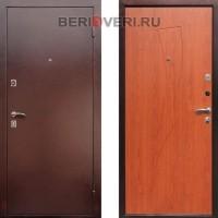 Металлическая дверь REX 1 Клен красный