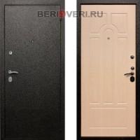 Металлическая дверь REX Верона 6 Беленый дуб