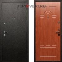 Металлическая дверь REX Верона 6 Орех