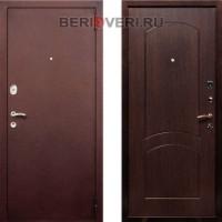 Металлическая дверь REX 1A Венге