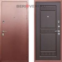 Металлическая дверь Rex Троя Венге