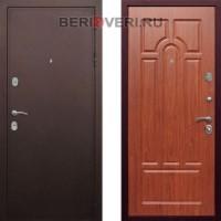 Металлическая дверь REX 5A Орех