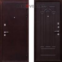 Металлическая дверь Ратибор Вега Венге