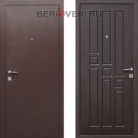 Металлическая дверь Art-Lock Эко Венге