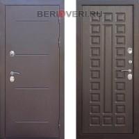 Металлическая дверь Art-Lock Термо Венге