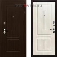 Металлическая дверь Ратибор Консул 3К Лиственница