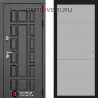 Металлическая дверь Лабиринт Нью-Йорк 13 Грей софт