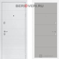 Металлическая дверь Лабиринт Трендо 13 Грей софт