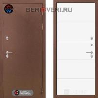 Металлическая дверь Лабиринт Термо Магнит 13 Белый софт
