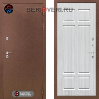 Металлическая дверь Лабиринт Термо Магнит 08 Кристал вуд