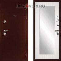 Металлическая дверь Дива С-503 Зеркало