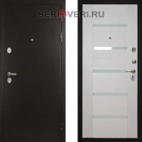 Металлическая дверь Дива С-505 Индиго