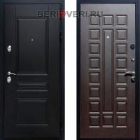 Металлическая дверь REX Премиум H ФЛ-183 Венге