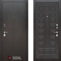 Металлическая дверь Лабиринт SILVER 04 Венге